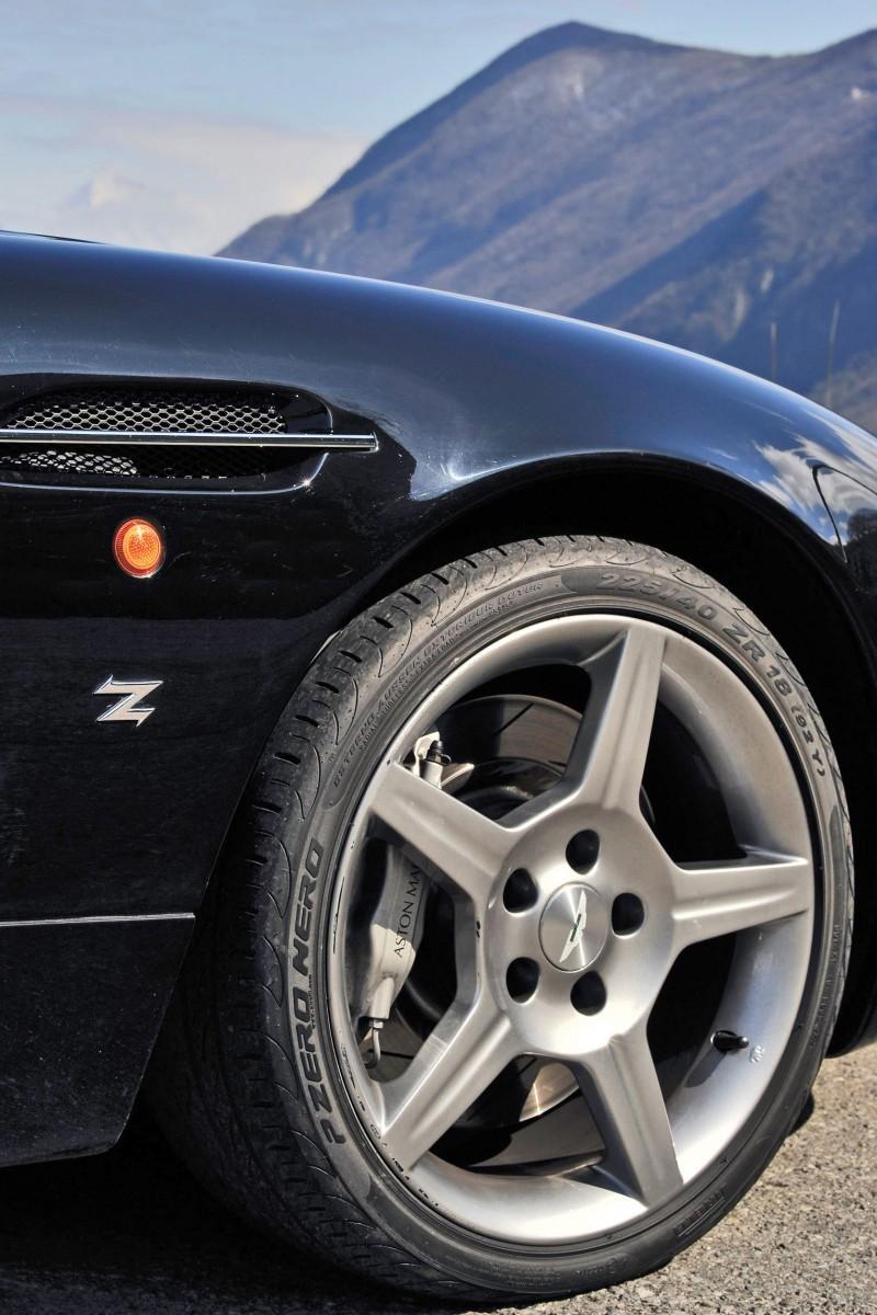 RM Monaco 2016 - 2004 Aston Martin DB AR1 by Zagato 9