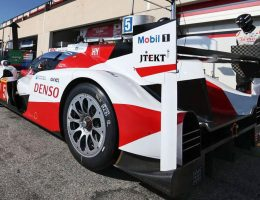 2016 Toyota TS050 Hybrid – World Debut at HTTT – New V6TT, 1000HP eAWD Racecar