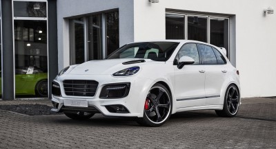 TECHART Magnum for Porsche Cayenne 1