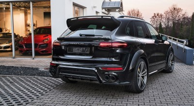 TECHART Magnum for Porsche Cayenne 12