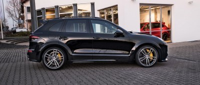 TECHART Magnum for Porsche Cayenne 14