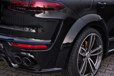 TECHART Magnum for Porsche Cayenne 15