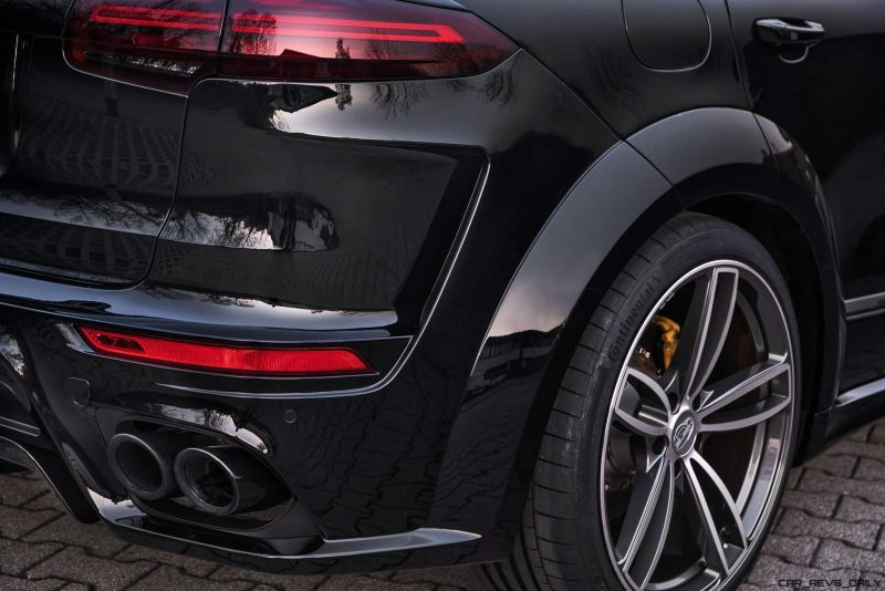 TECHART Magnum for Porsche Cayenne 15