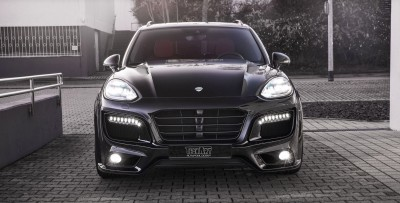 TECHART Magnum for Porsche Cayenne 16
