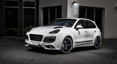 TECHART Magnum for Porsche Cayenne 18
