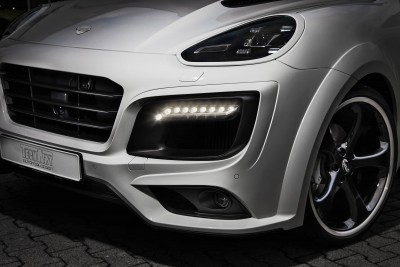 TECHART Magnum for Porsche Cayenne 19