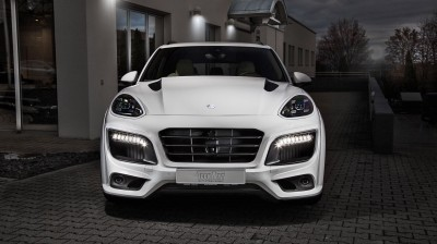 TECHART Magnum for Porsche Cayenne 20