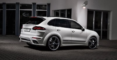 TECHART Magnum for Porsche Cayenne 21