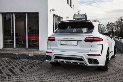 TECHART Magnum for Porsche Cayenne 5