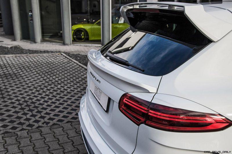 TECHART Magnum for Porsche Cayenne 7