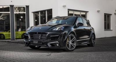 TECHART Magnum for Porsche Cayenne 9