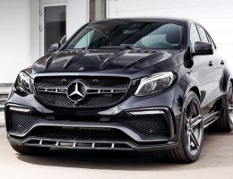 TopCar GLE INFERNO Coupe – Wide, Low and Ready to Brawl!