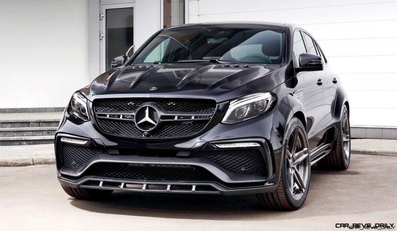 TopCar GLE INFERNO Coupe  1