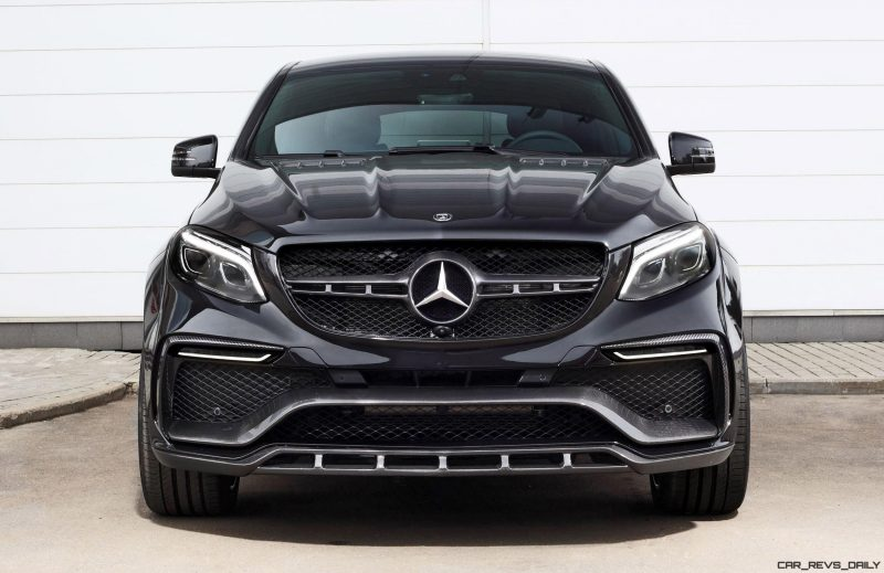 TopCar GLE INFERNO Coupe  7