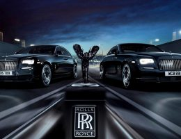 2017 Rolls-Royce BLACK BADGE Ghost and Wraith – Best of Geneva 2016