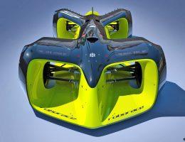RoboRace Launches Driverless Formula E Series – Signs Daniel Simon as Lead Designer