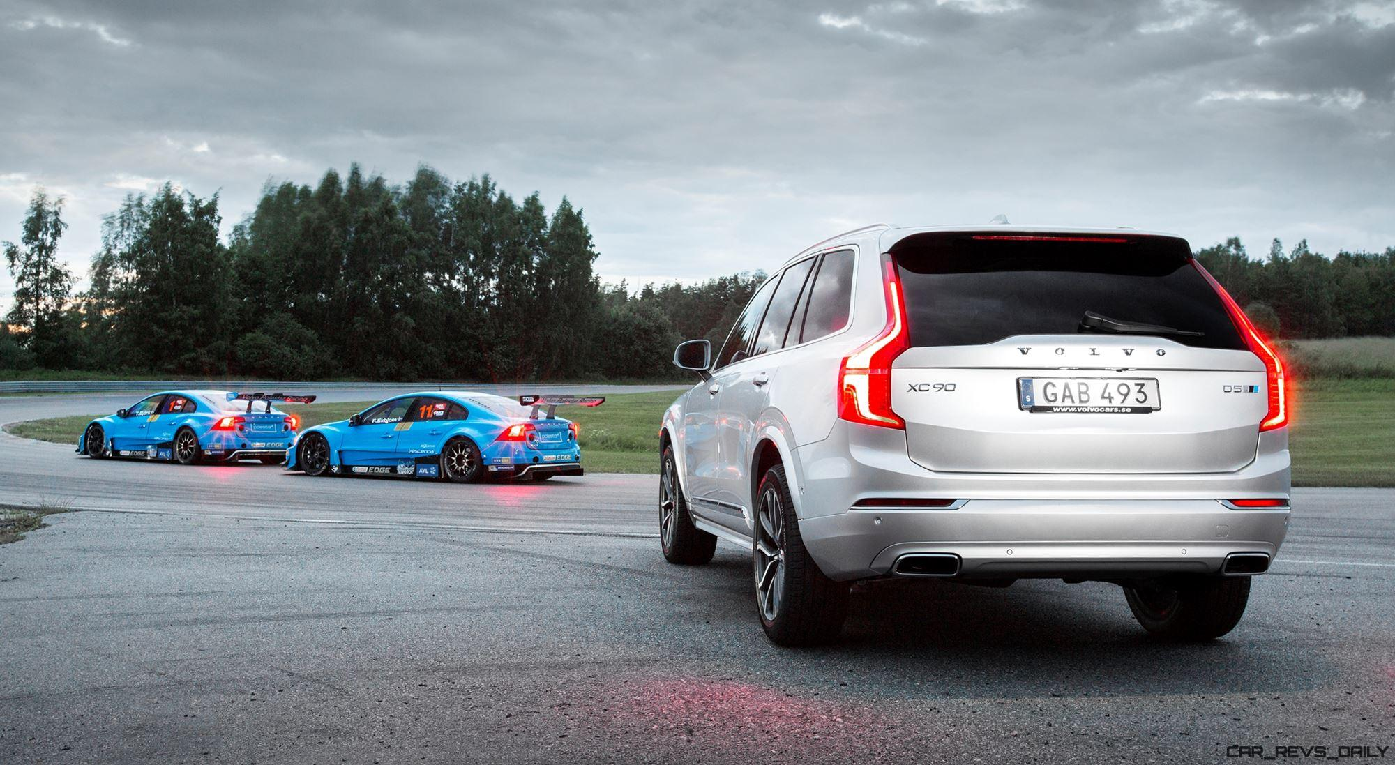 VOLVO Launches POLESTAR Performance Parts Lineup