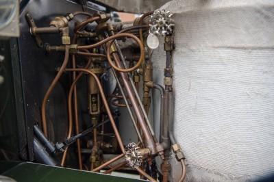 1894 SILSBY Horse-Drawn Steam Fire Engine 23