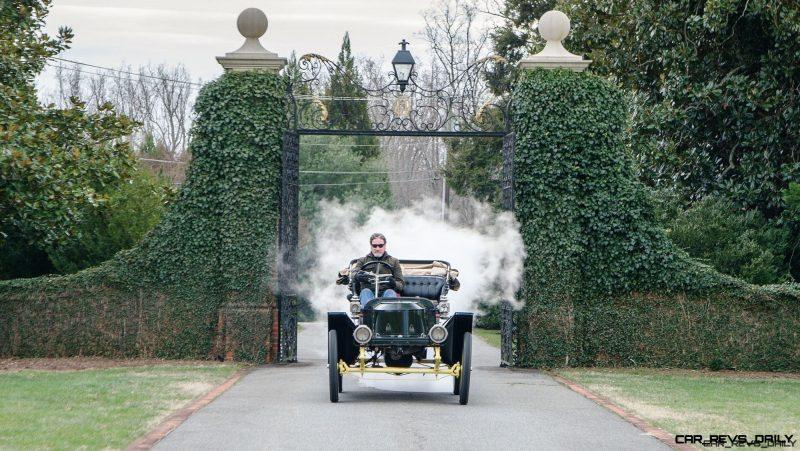 1894 SILSBY Horse-Drawn Steam Fire Engine 8