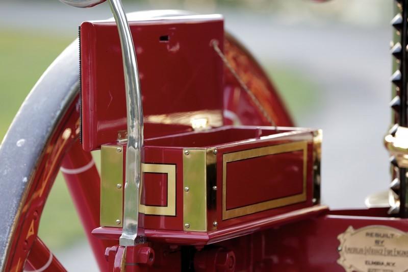 1894 Silsby Fourth Size Horse-Drawn Steam Pumper 14