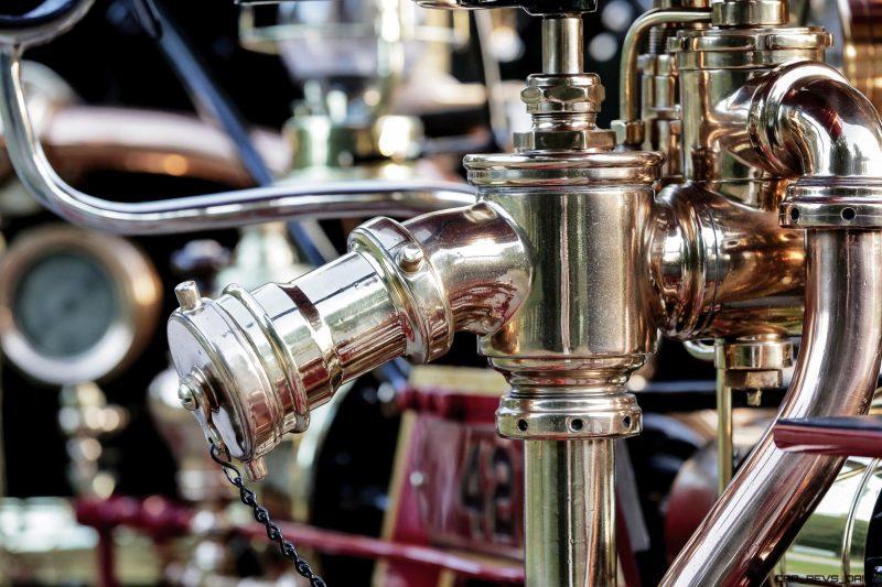 1894 Silsby Fourth Size Horse-Drawn Steam Pumper 27