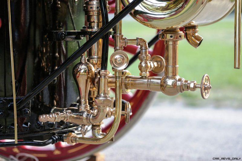 1894 Silsby Fourth Size Horse-Drawn Steam Pumper 35