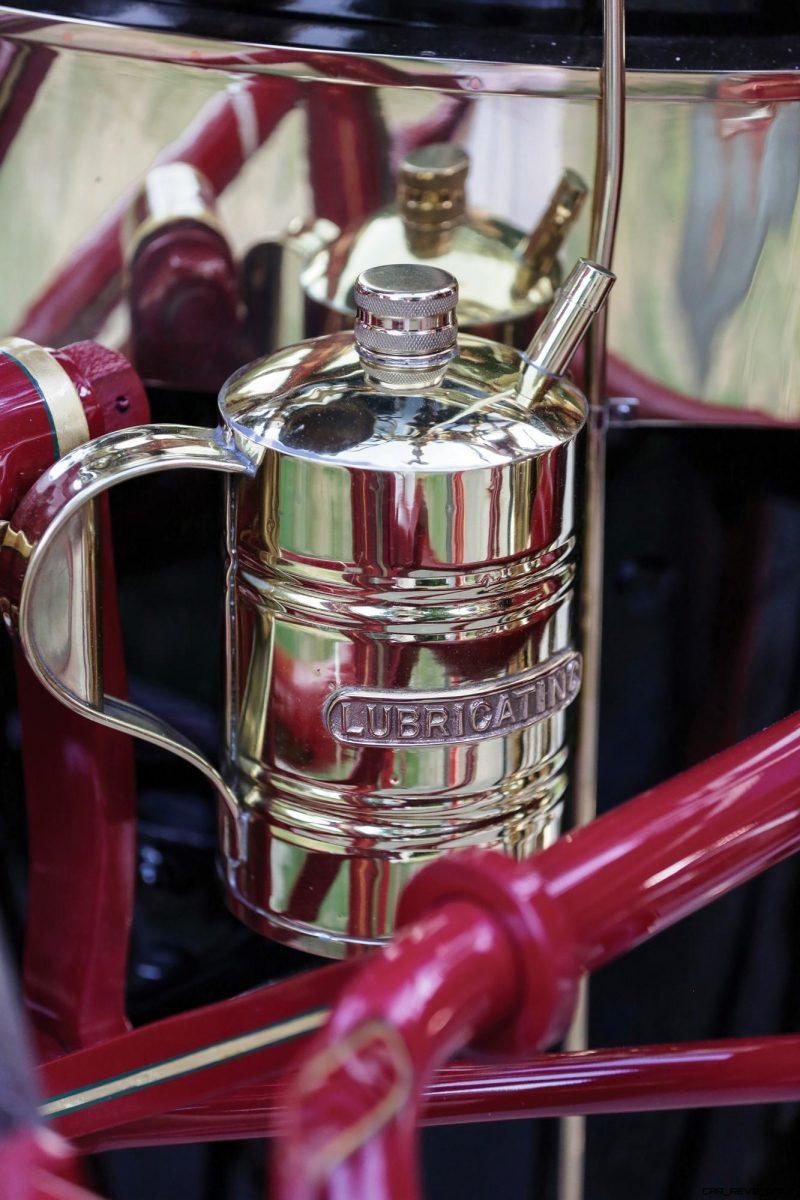 1894 Silsby Fourth Size Horse-Drawn Steam Pumper 36