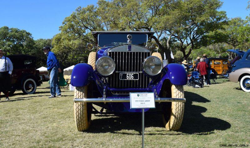 1919 Pierce-Arrow 66A-4 Owned by Fatty Arbuckle 12