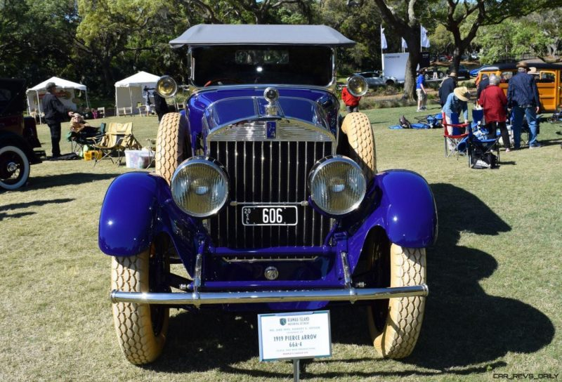 1919 Pierce-Arrow 66A-4 Owned by Fatty Arbuckle 13