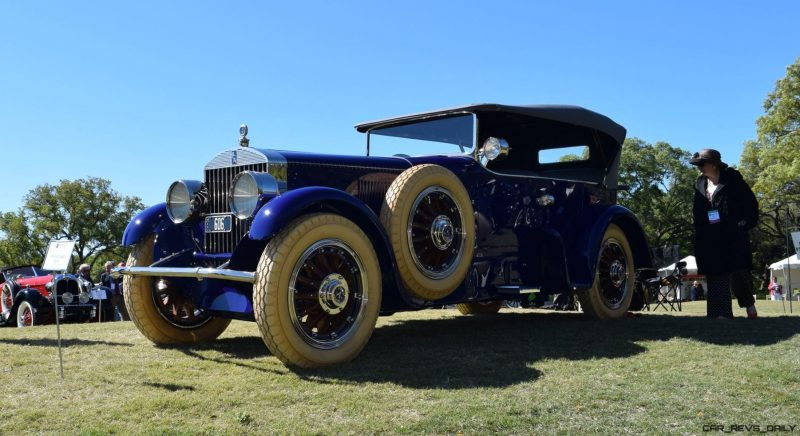 1919 Pierce-Arrow 66A-4 Owned by Fatty Arbuckle 16