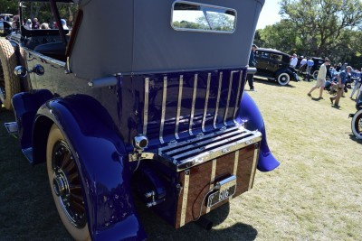 1919 Pierce-Arrow 66A-4 Owned by Fatty Arbuckle 18