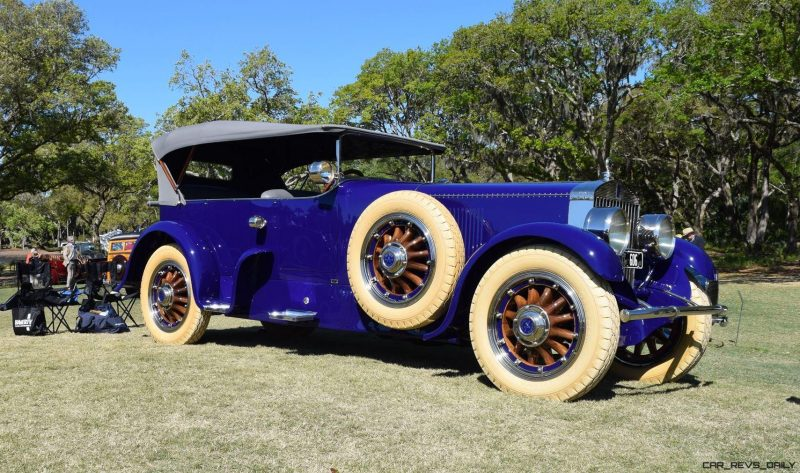 1919 Pierce-Arrow 66A-4 Owned by Fatty Arbuckle 4