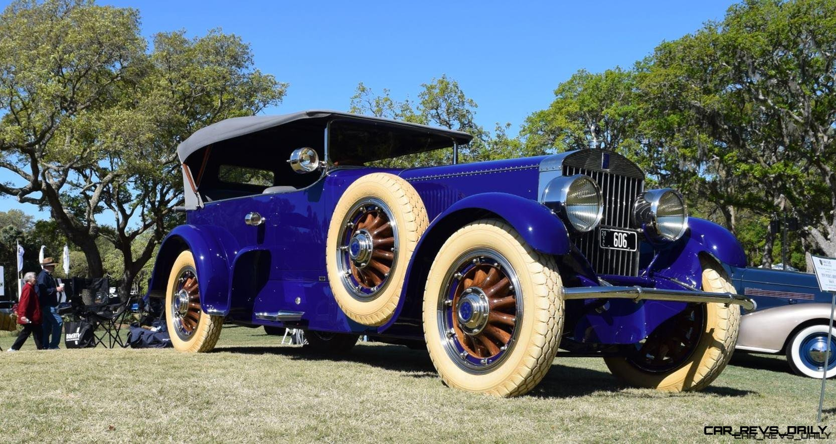 1919 Pierce-Arrow 66A-4 Owned by Fatty Arbuckle 6