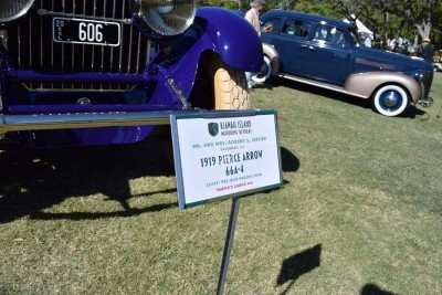 1919 Pierce-Arrow 66A-4 Owned by Fatty Arbuckle 7