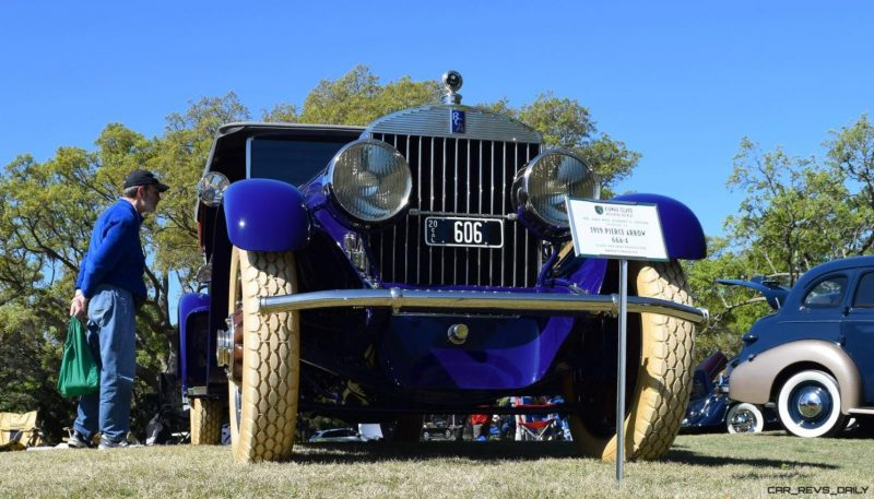 1919 Pierce-Arrow 66A-4 Owned by Fatty Arbuckle 9
