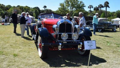 1928 AUBURN 8-115 Speedster 1