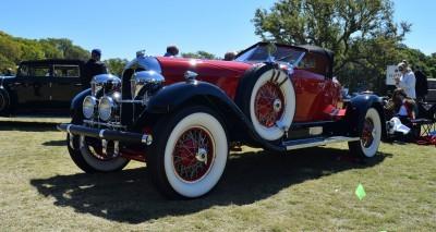 1928 AUBURN 8-115 Speedster 10