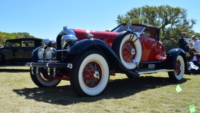 1928 AUBURN 8-115 Speedster 11