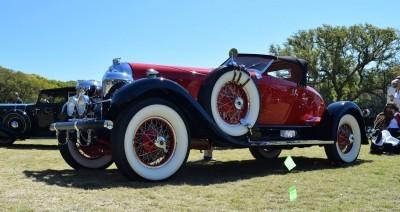 1928 AUBURN 8-115 Speedster 12