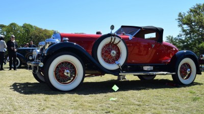 1928 AUBURN 8-115 Speedster 13