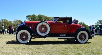 1928 AUBURN 8-115 Speedster 14