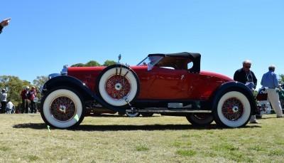 1928 AUBURN 8-115 Speedster 15
