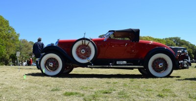1928 AUBURN 8-115 Speedster 16