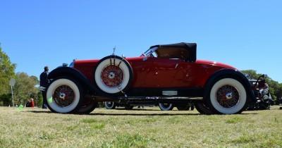 1928 AUBURN 8-115 Speedster 17