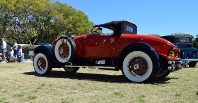 1928 AUBURN 8-115 Speedster 18