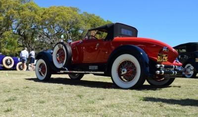 1928 AUBURN 8-115 Speedster 19