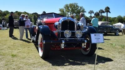 1928 AUBURN 8-115 Speedster 2