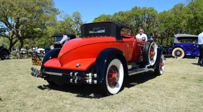 1928 AUBURN 8-115 Speedster 21