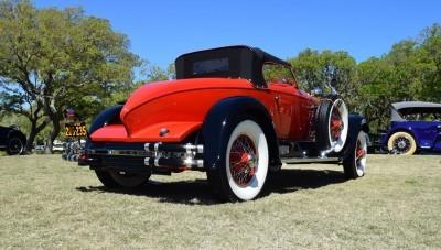 1928 AUBURN 8-115 Speedster 22