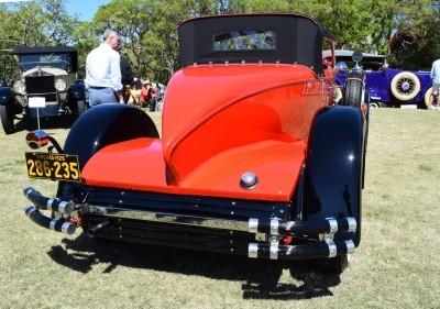 1928 AUBURN 8-115 Speedster 23